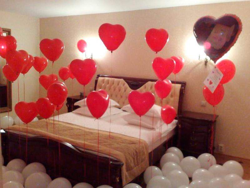 Сюрприз для любимой девушки в домашних условиях фото - Val-spb.ru